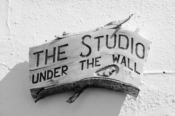The Studio Under The Wall