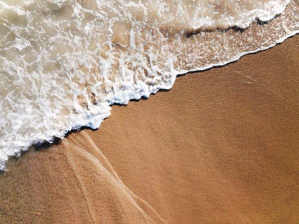 Sun-Kissed Waves
