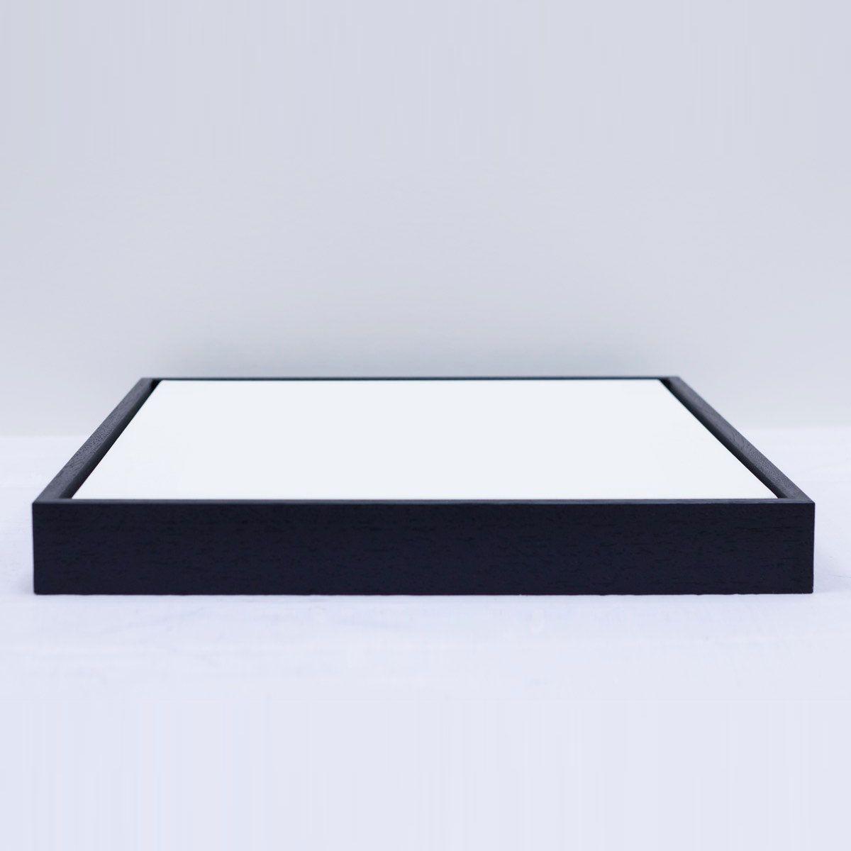 Framed Stretched Canvas