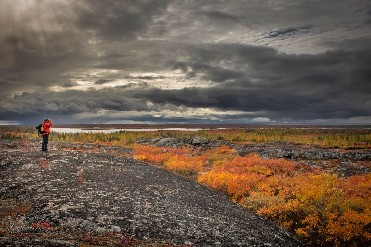Churchill and Tundra Camp