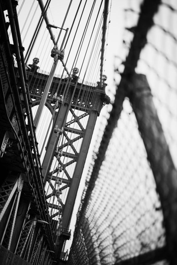 Manhattan Bridge Black and White - 09.14.19 (1).jpg
