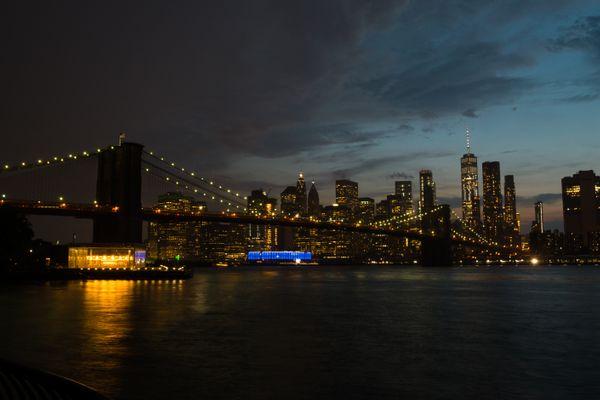 Lower Manhattan Storm