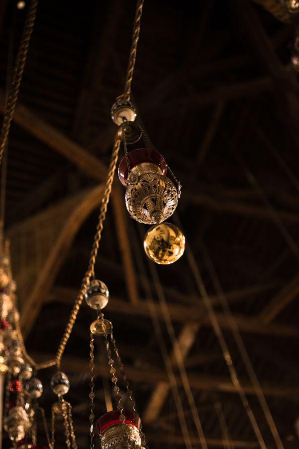Ornament in Church of the Nativity