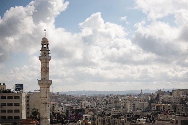 Ramallah and al-Bireh Skyline