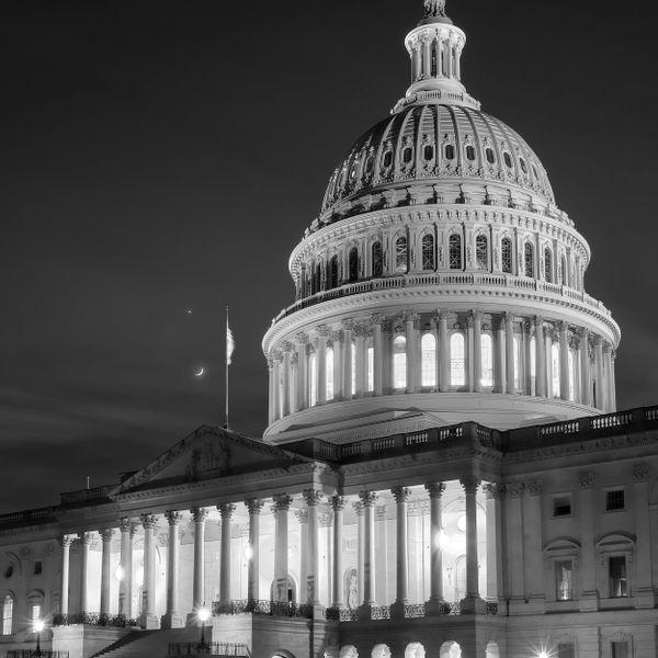 Capitol with Mercury
