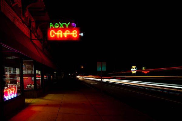 Roxy Cafe