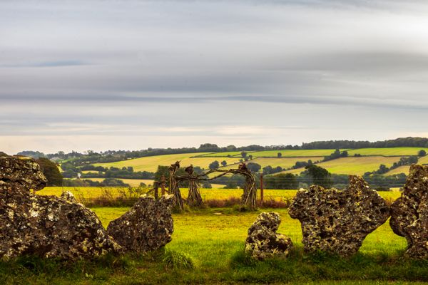 Rollright Stones and Dancers