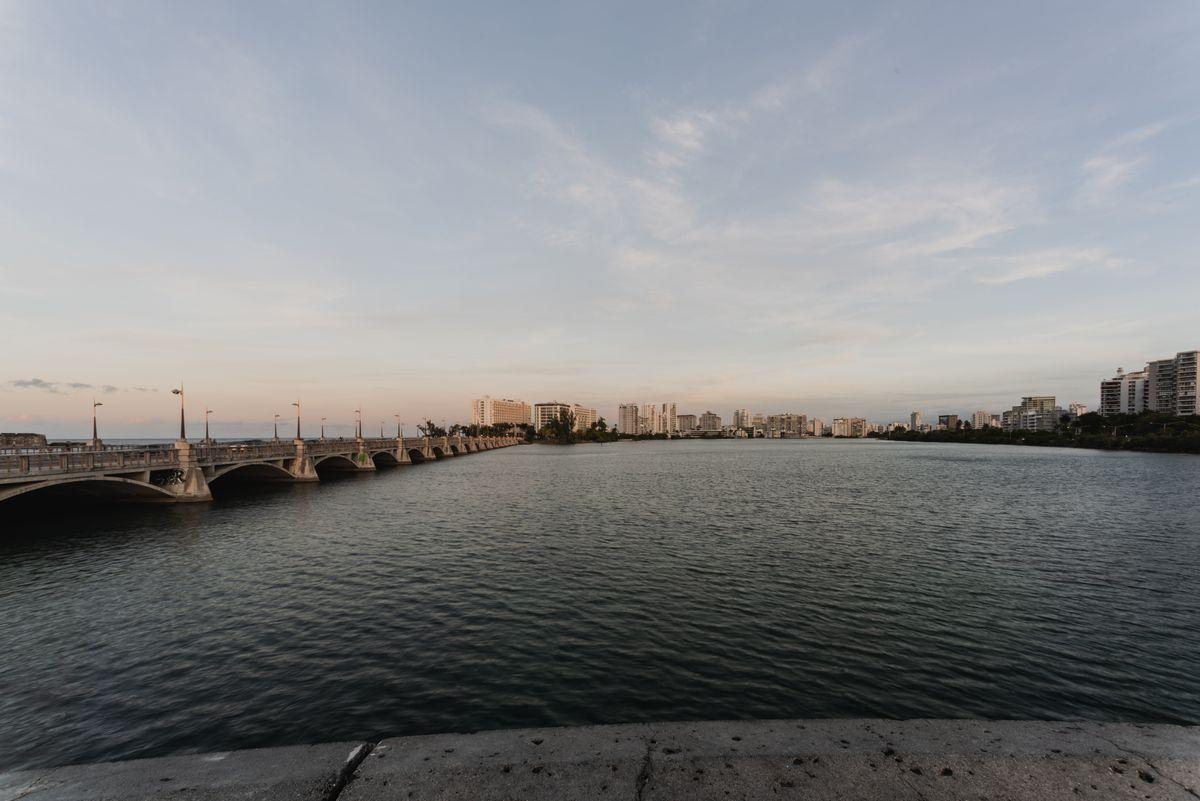 Laguna del Condado.PR.3314